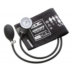 Esfigmomanómetro ADC negro